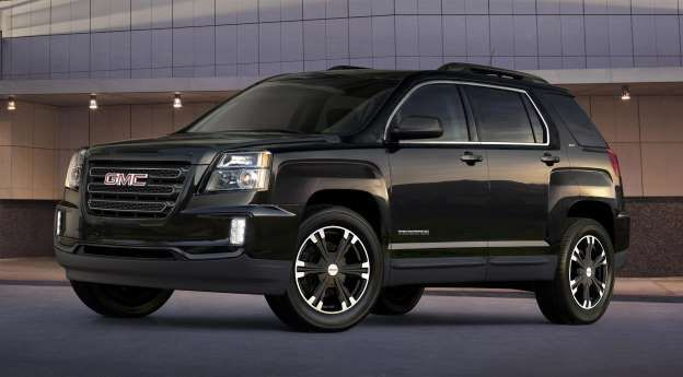The GMC TERRAIN at 4.5 out of 5 is the highest rated Compact SUV on the market  05/29/17