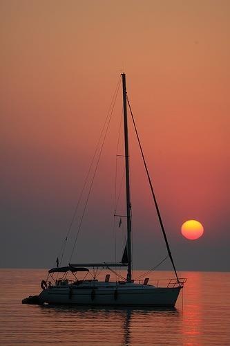 Tilos island Greece.
