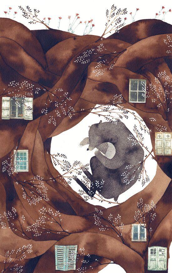 Gemma Capdevila – Bear Forest