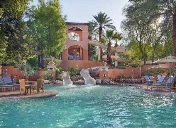 Scottsdale Arizona Hotels- Fairmont Scottsdale- Arizona Resort Hotel, Photos