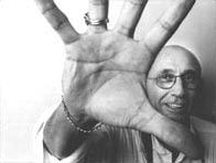 Franco Fontana - zelfportret