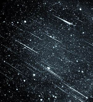 The Leonids are a meteor shower formed by the debris of Comet Tempel Tuttel burning up gorgeously all around our atmosphere. Ordinarily, this is a fairly light shower, and this year is expected to be right along those lines with an expected rate of 15 meteoroids an hour.