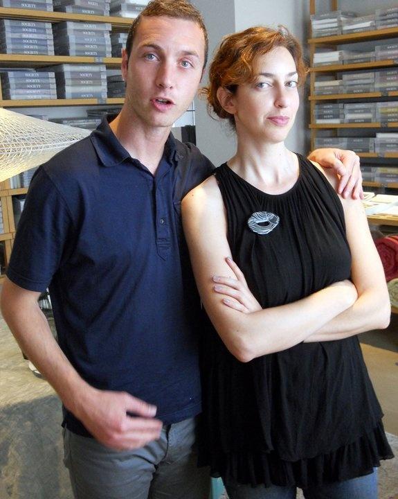 Davide Mazzarini @ Society Area Manager | Laura Giudici @ Society Press Office www.societylimonta.com