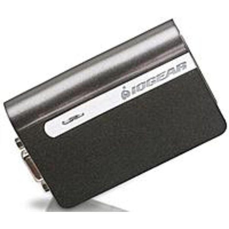 IOGear GUC2015V USB 2.0 External VGA (Video Graphics Array) Video Card