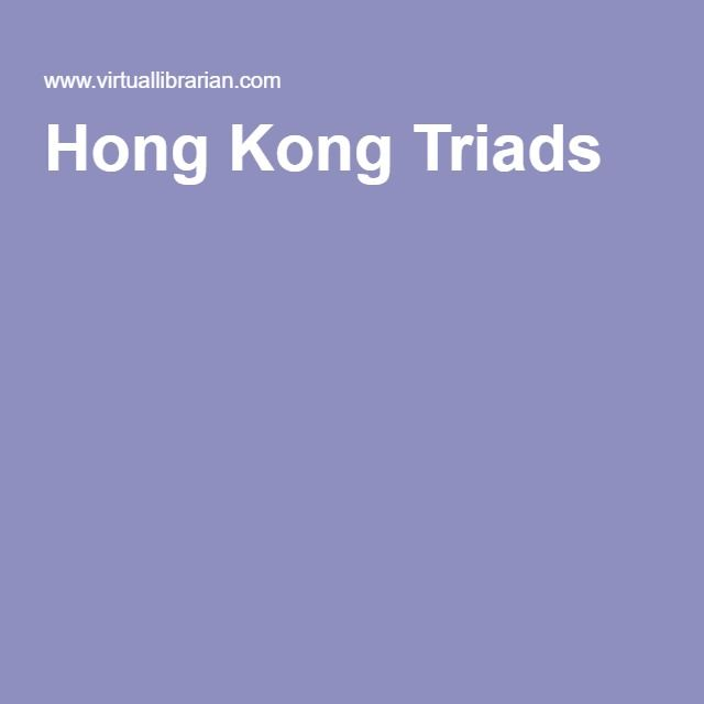 Hong Kong Triads