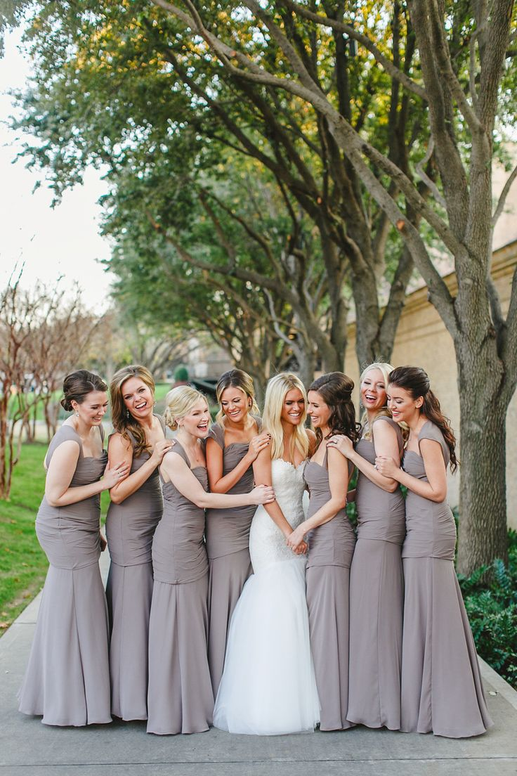 207 best damas de honor images on pinterest marriage jason kennedy lauren scruggs dallas ballroom wedding mermaid bridesmaid dressesbride ombrellifo Image collections