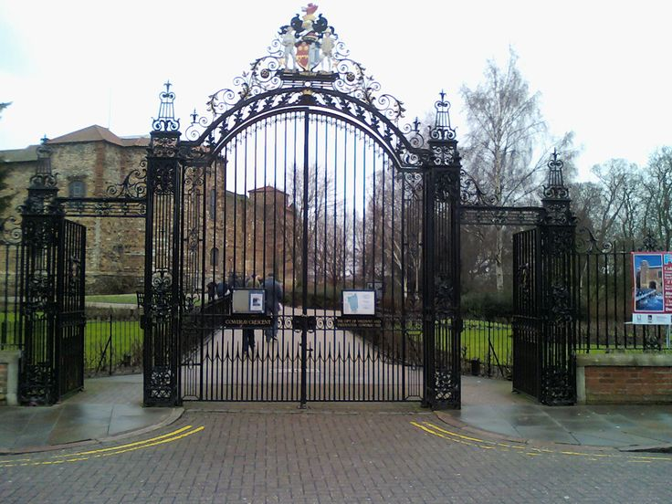 112 Best Gates Images On Pinterest
