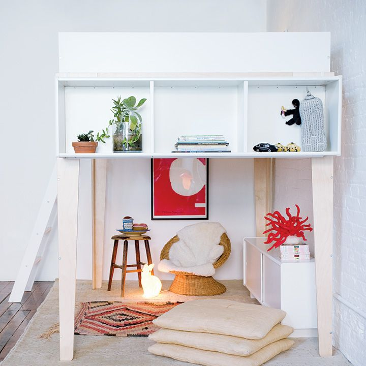Perch Loft Bed OEUF nyc