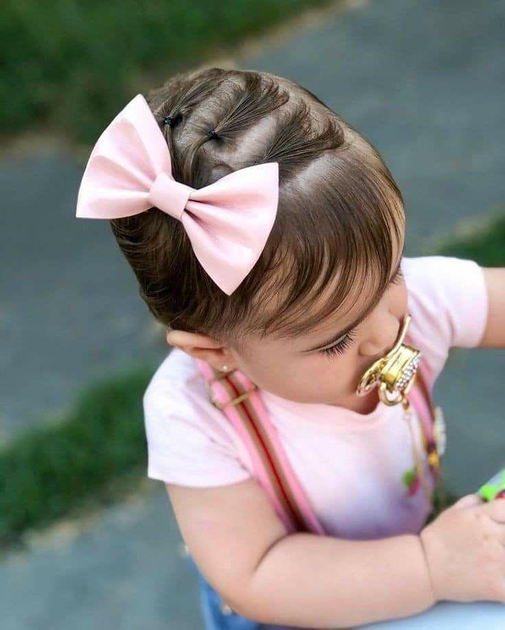 Rápido y fácil peinados bebe Fotos de cortes de pelo tendencias - Pin de Harumy Roquis en Peinados en 2020   Peinados de ...
