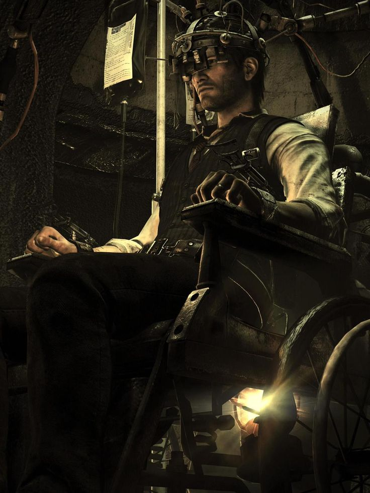 Shinji Mikami's THE EVIL WITHIN |OT| Where's everyone going? Tango? - Page 9 - NeoGAF