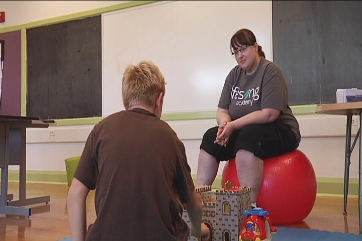State-of-the-art facility opens for kids with neuro challenges - 14 News, WFIE, Evansville, Henderson, Owensboro