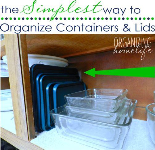20 Easy Diy Ideas And Tips For A Perfectly Organized Car: 25+ Unique Organize Plastic Containers Ideas On Pinterest