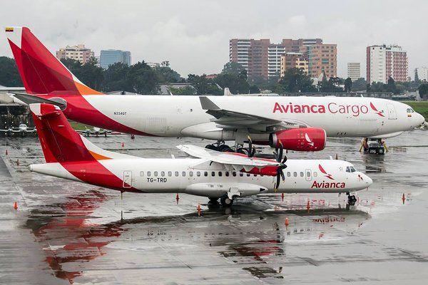 Avianca Cargo Airbus A332 and ATR-72