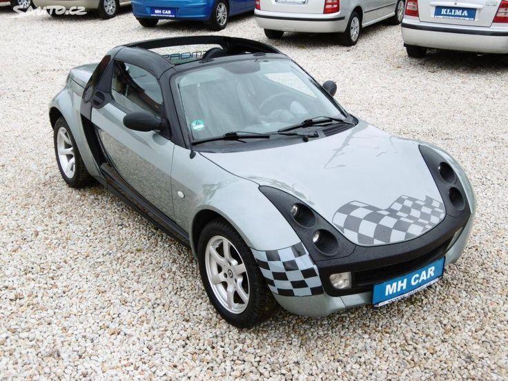 Smart Roadster 0,7i 60kW KLIMA-AUTOMAT - Sauto.cz