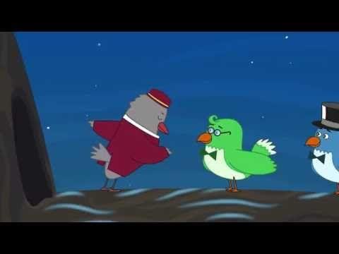 Ptaków spiew - Piosenki dla dzieci bajubaju.tv - YouTube
