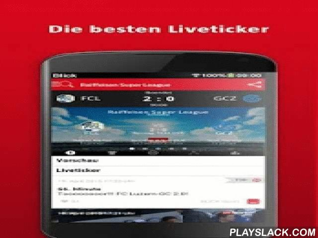 Blick  Android App - playslack.com , Schneller, moderner, bunter: Die Blick-App für Android Smartphones spielt Ihnen alle wichtigen Nachrichten für die Schweiz direkt in die Hosentasche – angereichert mit zahlreichen Features, abgestimmt auf Ihre Bedürfnisse. Diese Vorteile bietet unsere Newszentrale: - Blick-App ist gratis - Push-Meldungen & Live-Ticker zu den wichtigsten Ereignissen - Sport-Live-Center zu den wichtigsten Sportgeschehen - Minutenschneller Informationsfluss rund um die…
