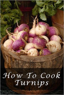 How To Cook Turnips: {Plus Tips}