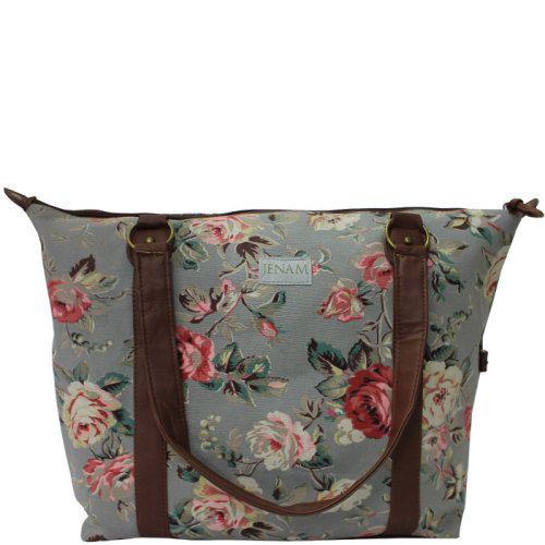 Buy JENAM EXCLUSIVE Dusk Rose Cabin bag (Canvas)for R370.00