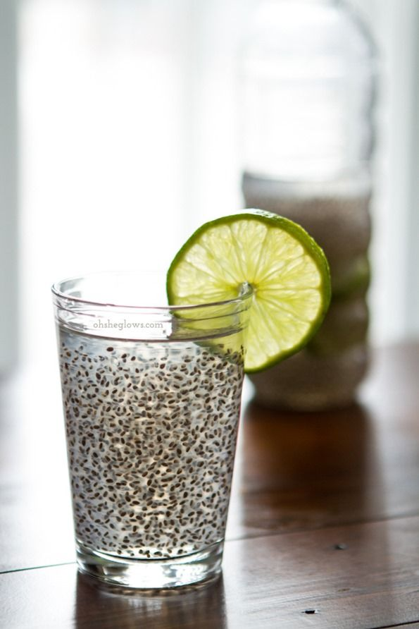 Chia Fresca: A Natural Energy Drink!
