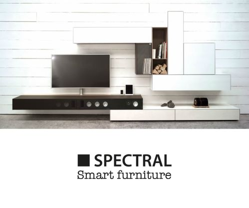 Soundmöbel und Medienmöbel von Spectral - DOSTAL Innenarchitektur