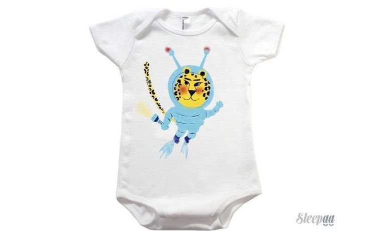 Body bebé STAR TIGER