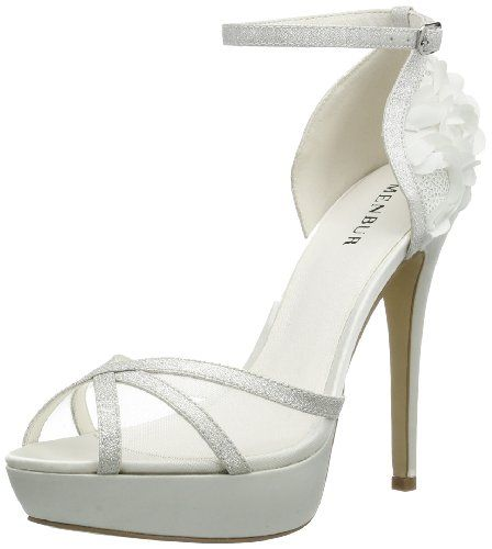 ♥ Menbur Wedding Iris 5903 Damen Sandalen ♥  Ansehen: http://www.brautboerse.de/menbur-wedding-iris-5903-damen-sandalen/   #Brautkleider #Hochzeit #Wedding