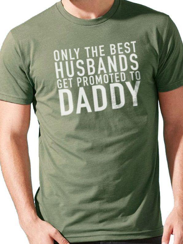 ceb07969 Only The Best Husbands Men's T-Shirt husband gifts   husband gifts birthday    husband gifts anniversary   husband gifts from wife   husband gifts ideas