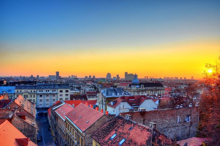Zagreb, Croatia  The 12 Fascinating Destinations In Europe That You Really Should Visit • Page 4 of 7 • BoredBug