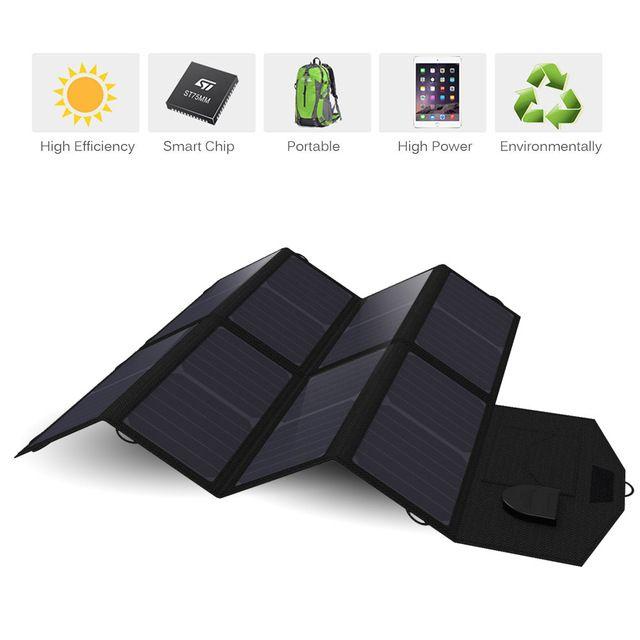 """ALLPOWERS 40W 5V 12V 20V Portable Solar Panel Charger for  iPad Macbook Samsung | US $99.60 | #iphonex #iphone8 #iphone8plus #iphoneaccessories #smartphone #smartphoneaccessories #iphonecamera #iphonecase #360 #iphonese #iphonemurah #kickstarter #lifein360 #lifeis360 #iphoneshot #iphonepic #iphoneology #iphonedaily #iphoneographer #lisaandlena #lisaandlenalove #leli #loveit #lovethis #lovethat #goals #likeit #phone #phones #phonecases#aliexpressshopping #aliexpressreview #aliexpressaddict…"