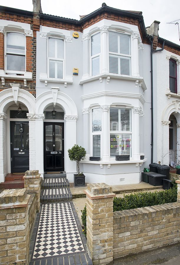 Side Return Extension On A Victorian Terraced House In