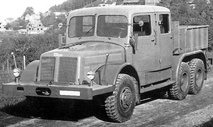Tatra T141 6x6 (1957)