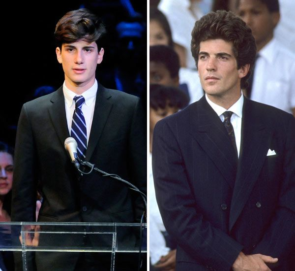 Jack Schlossberg Looks Just Like His Handsome Uncle John F. Kennedy�Jr.