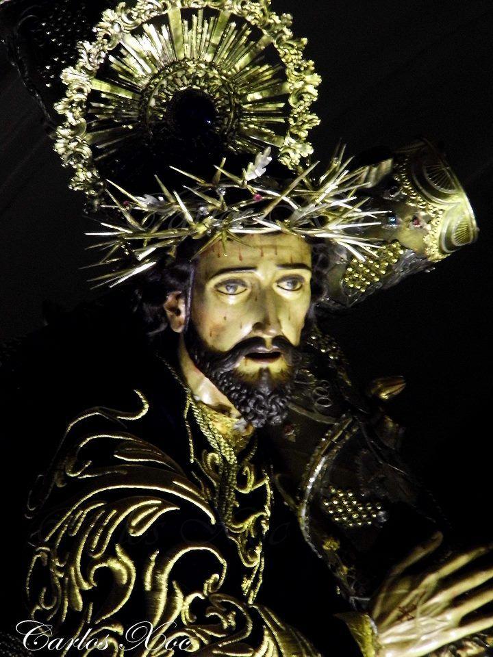 Jesus de la Merced, madrugada del viernes santo 2013