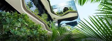 WOHA, Parkroyal on Pikering Hotel, Singapore