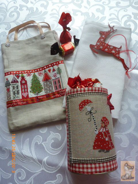 Gallery.ru / Фото #13 - я тоже получаю вышитые подарки!!! - anapa-mama