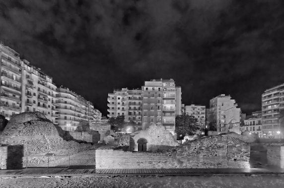 Νύχτα στη γειτονιά του Γαλέριου (Μάιος 2017)