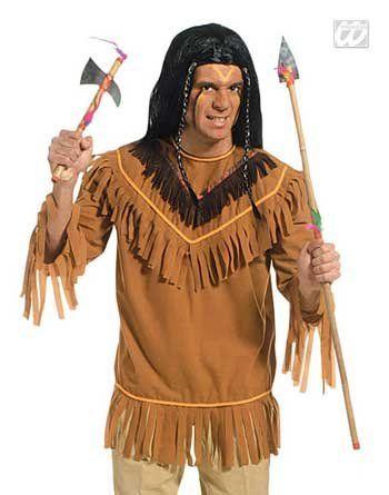 Native American Costume Uomo indiano S: Amazon.it: Giochi e giocattoli