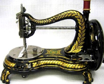 dating jones sewing machines Jones sewing machines were firmly established as britain's favourite brand, but the company had been suffering from a lack of investment and development.