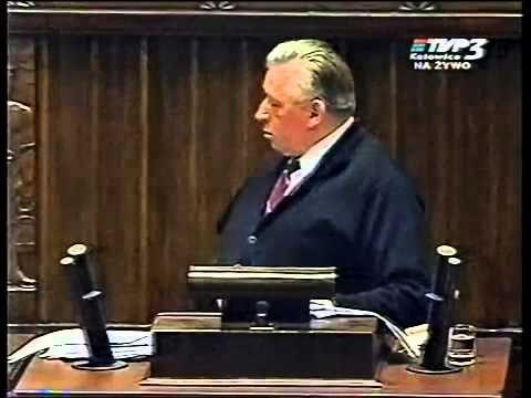 Andrzej Lepper nokautuje Unie Europejską FULL
