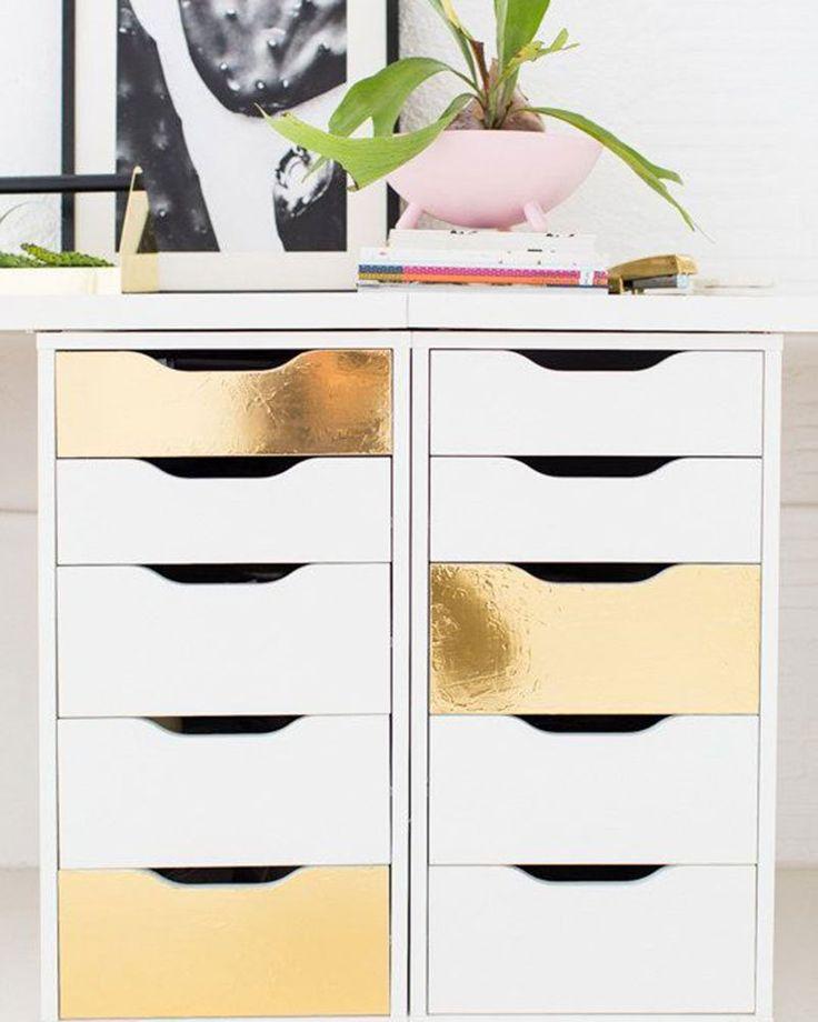 7 id es pour customiser ses meubles ikea mobilier de Customiser meuble ikea