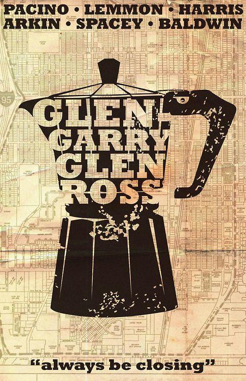 glengarry glen ross (1992) -- James Foley