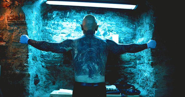 Click to read my exclusive interview with Robert LaSardo on Anarchy Parlor.