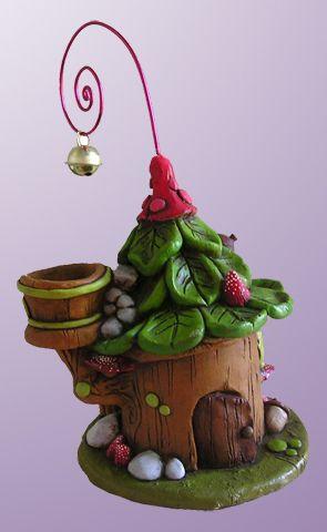 https://flic.kr/p/5siC3E | Attirafate della Terra | Le casine attirafate sono piccole abitazioni fatate costruite da un antico alchimista, appositamente per le creature del piccolo popolo...   Creazioni Del Re © 2008