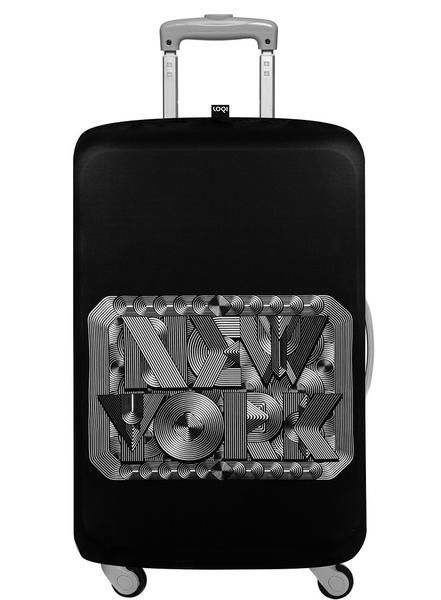 #Luggage Cover# This New York City duo have been rocking the design world for more than 20 years. They are best known for their bold, edgy work in the music industry—Rolling Stones, Talking Heads, and Lou Reed. For Sagmeister and Walsh, it's all about type all the time.
