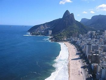 go to rio and stay at marina palace leblon