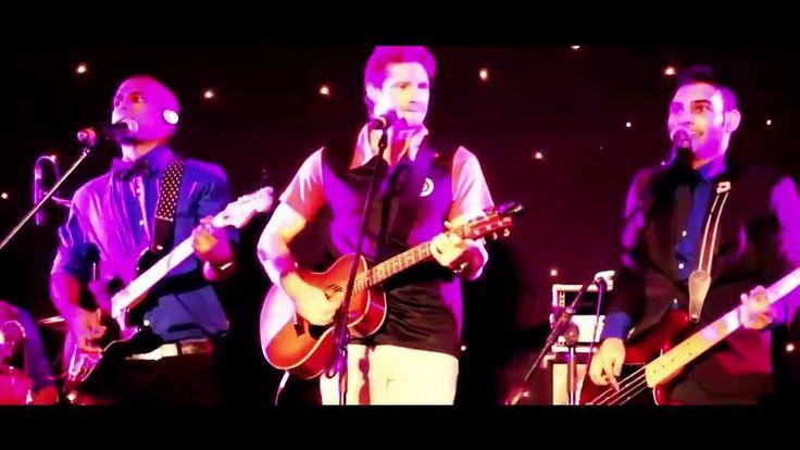 Shane Watson Playing Guitar and Chris Gayle is dancing