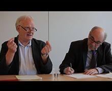 Séminaire général avec Ulrich BECK, dans le cadre du séminaire général de Michel Wieviorka et Hervé Le Bras.