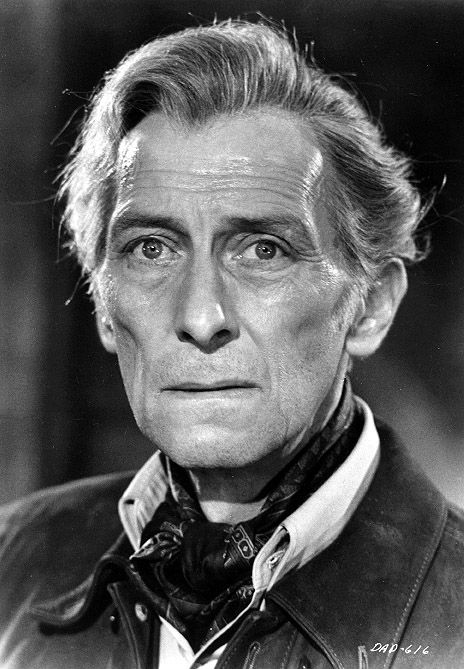 Peter Cushing...Dr. Who !