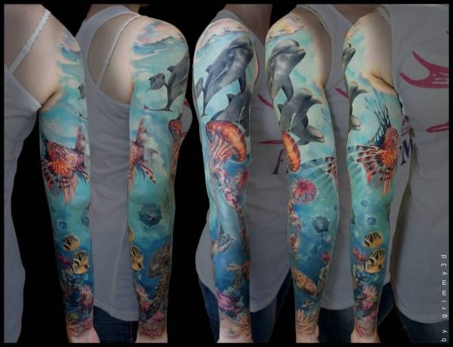 Tons of awesome tattoos: http://tattooglobal.com/?p=3342 #Tattoo #Tattoos #Ink