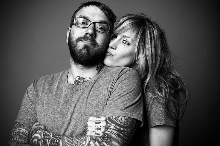 dallas green and leah miller the beautiful people pinterest dallas green. Black Bedroom Furniture Sets. Home Design Ideas